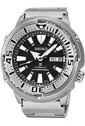 Seiko SRP637K1 Men's Prospex Automatic Dive Stainless steel case & Bracelet 200M WR SRP637