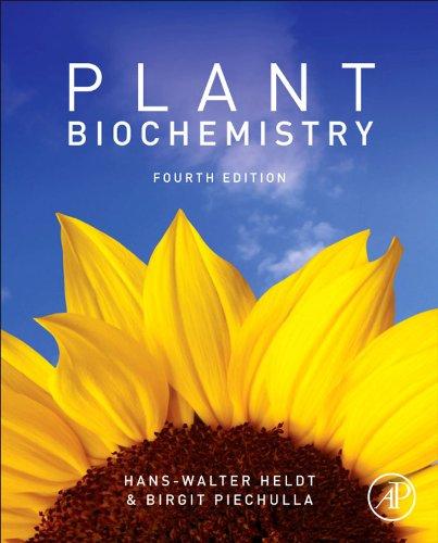 Plant Biochemistry (Bio Plants)