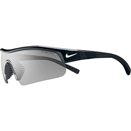 Amazon.com: Nike Show X1 Pro Sunglasses, Black, Grey/Orange ...