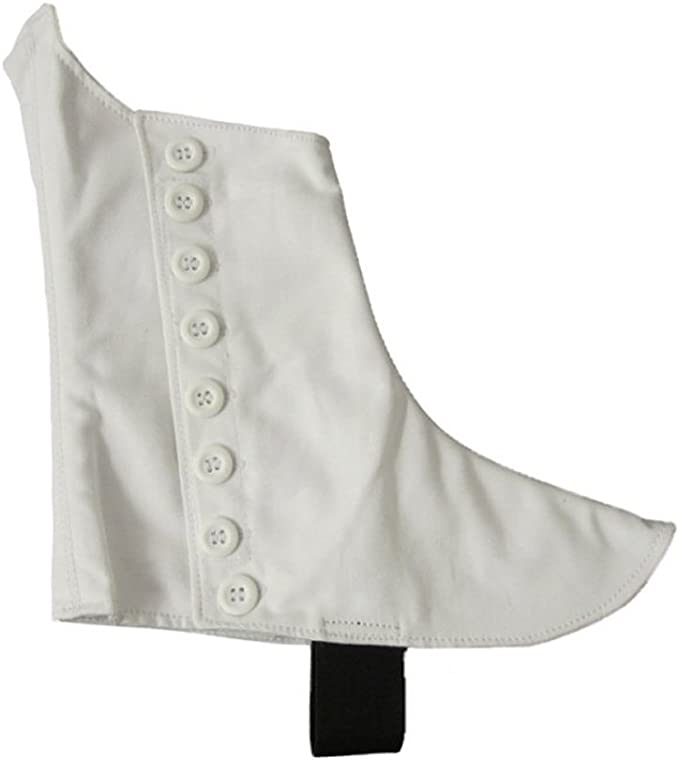 Spats, Gaiters, Puttees – Vintage Shoes Covers Tartanista Traditional Scottish Marching Pipe Band Spats  AT vintagedancer.com