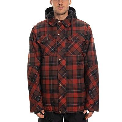 .com : 686 Men's Woodland Insulated Jacket - Waterproof Ski/Snowboard Winter Coat : Sports & Outdoors