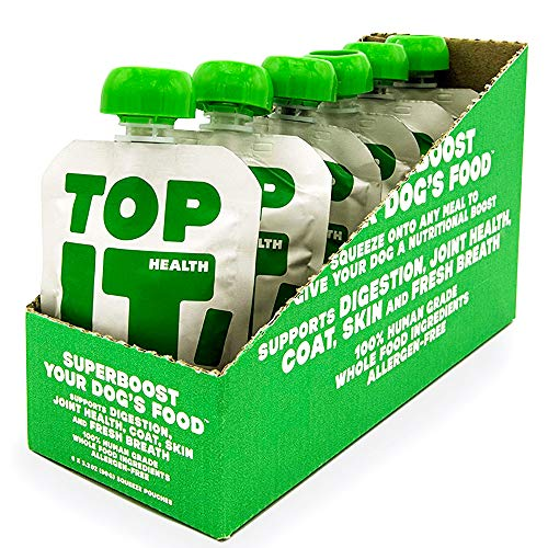 TopIt! | Healthy Dog Food Nutritional Supplement