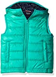 French Toast Little Boys' Toddler Bubble Vest, Vivid Green, 4T