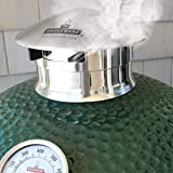 SMOKEWARE Vented Chimney Cap – Compatible with