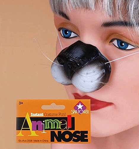 Instant Cat Kitty Latex Nose Kitten Costume Accessory]()