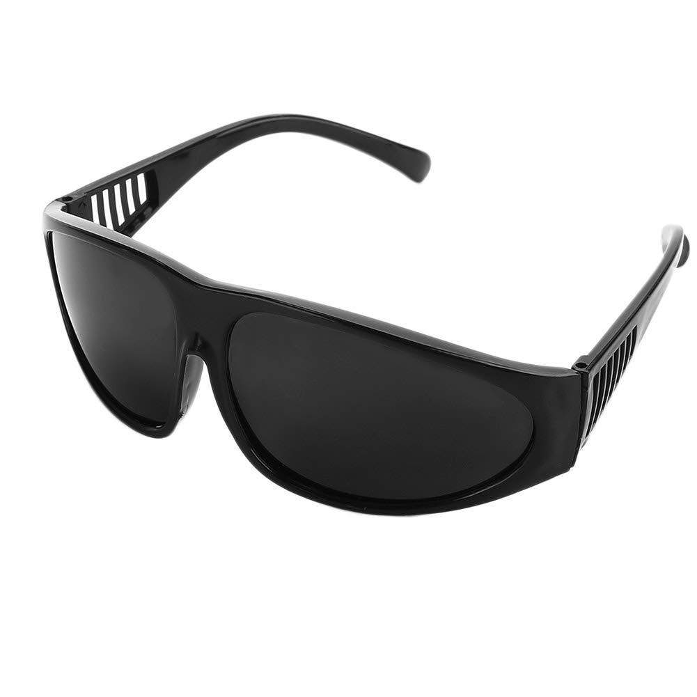 SSXY Gafas de soldar Gafas de sol soldadoras Gafas de soldar a gas Seguros de trabajo Gafas protectoras - Negro: Amazon.es: Bricolaje y herramientas