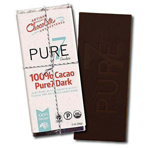 Pure7 100 Unsweetened Chocolate Paleo