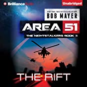 The Rift: Area 51: The Nightstalkers, Book 3 | Bob Mayer