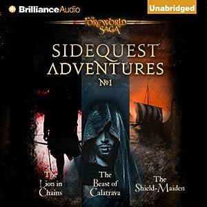 SideQuest Adventures Audiobook