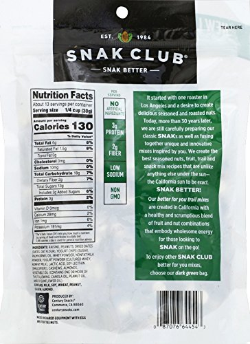 Snak Club All Natural Yogurt Trail Mix, Non-GMO, 14-Ounces by Snak Club (Image #1)