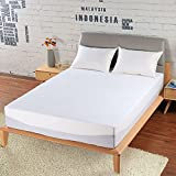 Waterproof Bed Mattress Protector Cover Bug Proof Dust Mite Hypoallergenic Protection Mattress Pad Twin