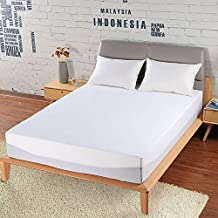 Waterproof Bed Mattress Protector Cover Bug Proof Dust Mite Hypoallergenic Protection Mattress Pad King