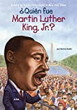 ¿Quién fue Martin Luther King, Jr.? (Who Was?) (