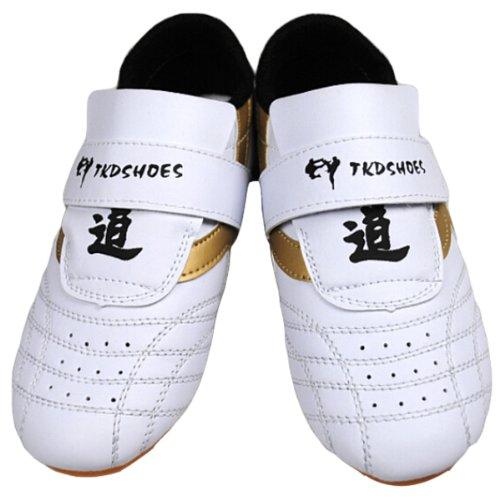 WHATWEARS Tai Chi Kung Fu Shoes Taekwondo Sneakers Kickboxing Footwear
