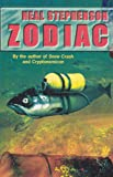 Front cover for the book Zodiac by Neal Stephenson