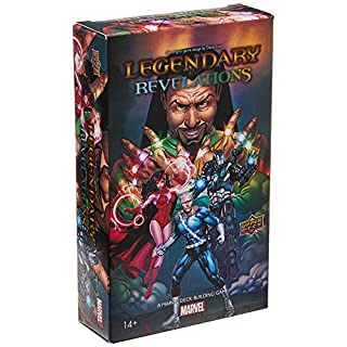 Upper Deck UPD91758 2019 Legendary: Revelations, Multi