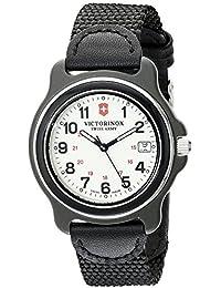 Men's 249089 Original Black Watch with Nylon Band