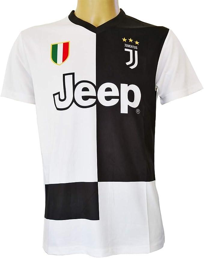 Juventus JJ Numero 7 2019/2020 Home Divisa Replica Ufficiale ...