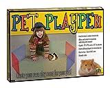 Prevue Pet Products Multi-Color Small Pet Playpen