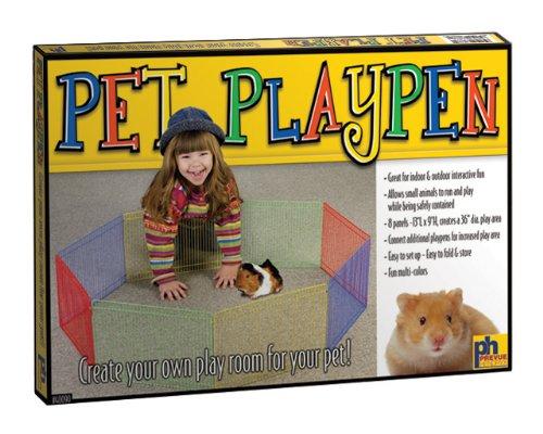 PREVUE PET PRODUCTS Multicolore Small Pet Playpen 40090