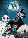 Les enquêtes surnaturelles de Mina, Tome 1 : Descente aux enfers ! par Murail