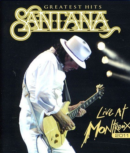 Santana: Live at Montreux 2011 [Blu-ray] by Eagle Rock Ent
