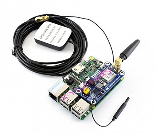 GSM GPRS GNSS Bluetooth HAT Arduino Based on SIM868 Phone call speaker Module compatible with Raspberry Pi 3 2 Zero W @XYGStudy