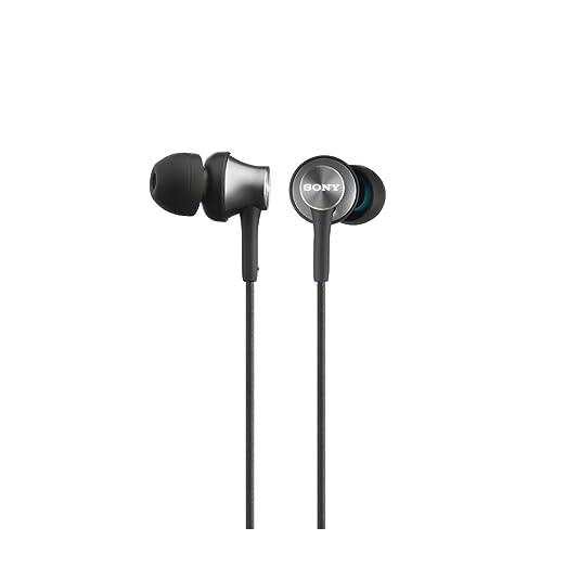 211 opinioni per Sony MDR-EX450 Cuffie Auricolari, Stereofonico, 103 dB, 40 Ω, Nero