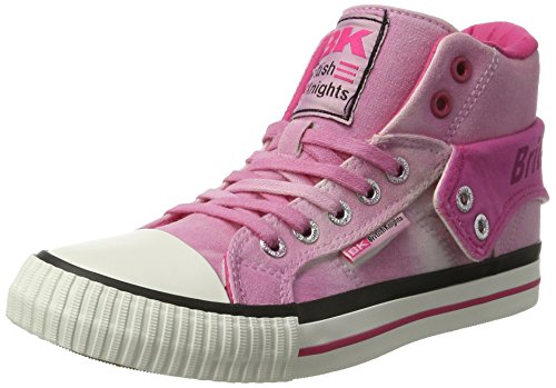 British Knights Roco, WoMen Low-Top Sneakers Pink (Pink)