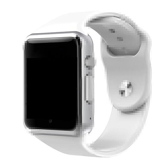 1f6094b606a0 Reloj inteligente A1 con cámara de pasómetro