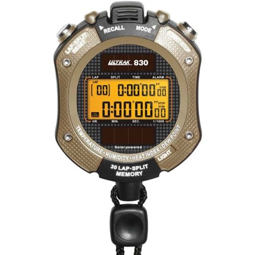 Heat Index Stopwatch - 9