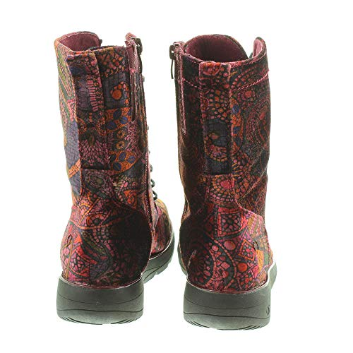 Mi Velvet Feet Heavenly Bottes 2 Fuscia Walker Black qfnwgtZ