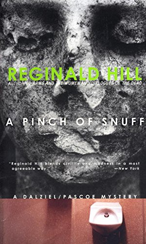 book cover of A Pinch of Snuff
