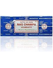Satya Sai Baba Nag Champa Agarbatti, 250 G