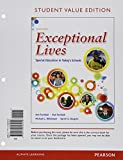 Exceptional Lives : Special Education in Today's Schools, Student Value Edition Plus NEW MyEducationLab with Pearson EText -- Access Card Package, Turnbull, Ann and Turnbull, H. Rutherford, 0132900173
