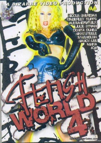 Fetish World 4 - DVD