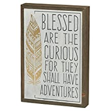 Blessed Barn Box Inspirational Sign