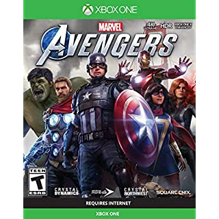 Marvel's Avengers Standard Edition - Xbox One [Digital Code]