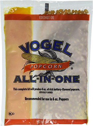 Vogel All One Gourmet Popcorn