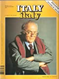 img - for Italy Italy a Guide to All It's Best November - December 1993 book / textbook / text book