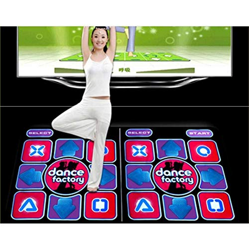 QXMEI Dance Blanket Body Double TV Computer Dual-use Yoga Fitness,B by QXMEI (Image #1)
