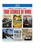 True Stories of WWII Collection (Memphis Belle/Battle of the Bulge/Defiance) [Blu-ray]