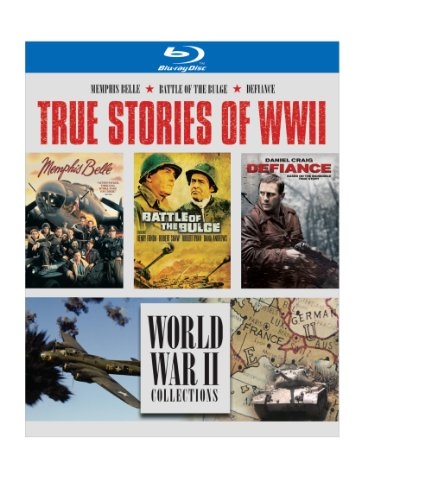 Collection (Memphis Belle/Battle of the Bulge/Defiance) [Blu-ray] (Memphis Collection)
