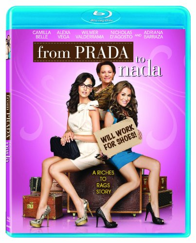 From Prada to Nada [Blu-ray] -  Rated PG-13, Angel Gracia, Camilla Belle