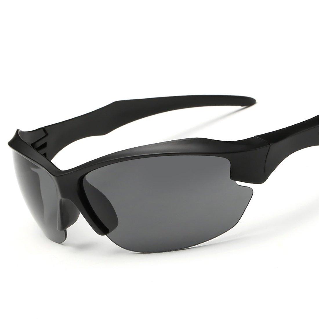 Surface MAX Gafas Deportivas Unisexo Espejo de Montar al Aire Libre Gafas Deportivas HD Gafas a Prueba de Viento anti-UV400 Material de PC