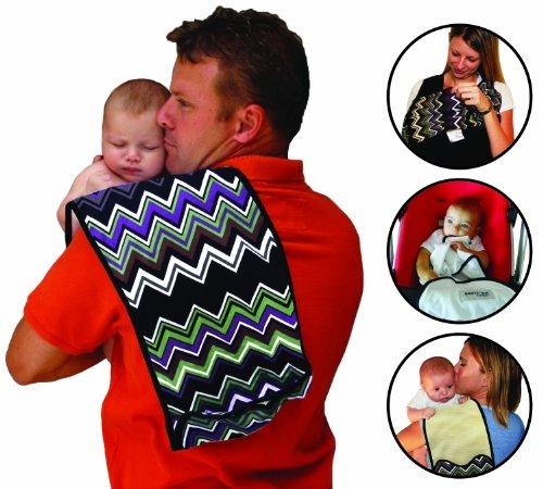 Baby Ktan Burp Cloth Multicolor product image