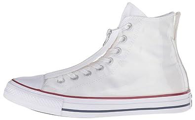 Converse Chuck Taylor All Star Shroud Weiss 553621C Damen: Amazon.de ...