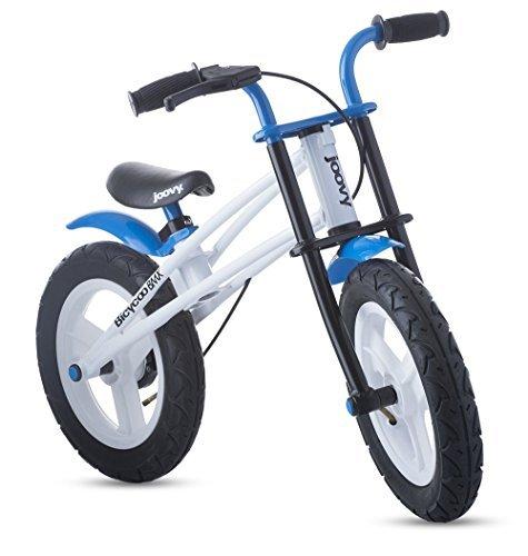 Joovy Bicycoo BMX Balance Bike Blue 21.5 x 16.2 x 33.5 [並行輸入品] B074VFVH9M