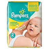 Pampers New Baby Monthly Pack, Size 2 - 240 Nappies
