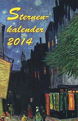 Sternenkalender 2014: Taschenkalender 2014